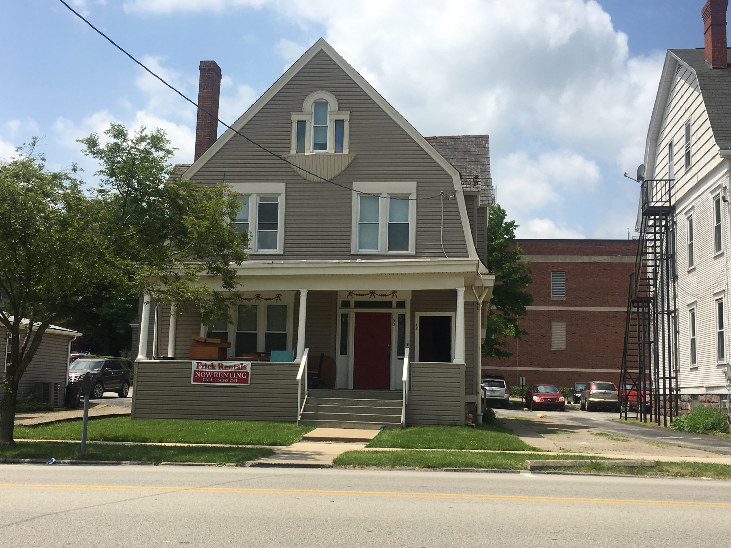 IUP Off Campus Student Housing 50 South 6th Street Indiana PA 15701