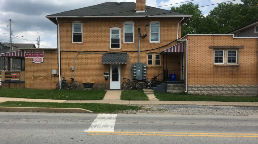 IUP Off Campus Student Housing 795 Maple Street Apt C Indiana PA 15701