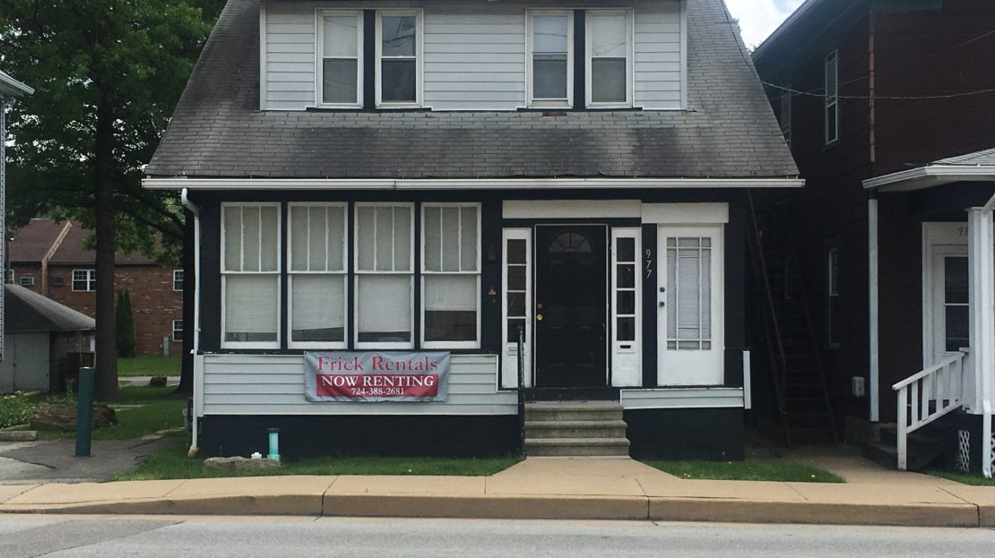 IUP Off Campus Student Housing 977 Wayne Avenue Indiana PA 15701